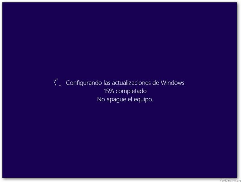 Cómo gestionar las actualizaciones en Windows 8