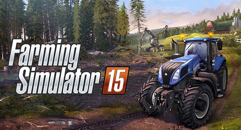 Farming Simulator 15, el mejor juego de tractores