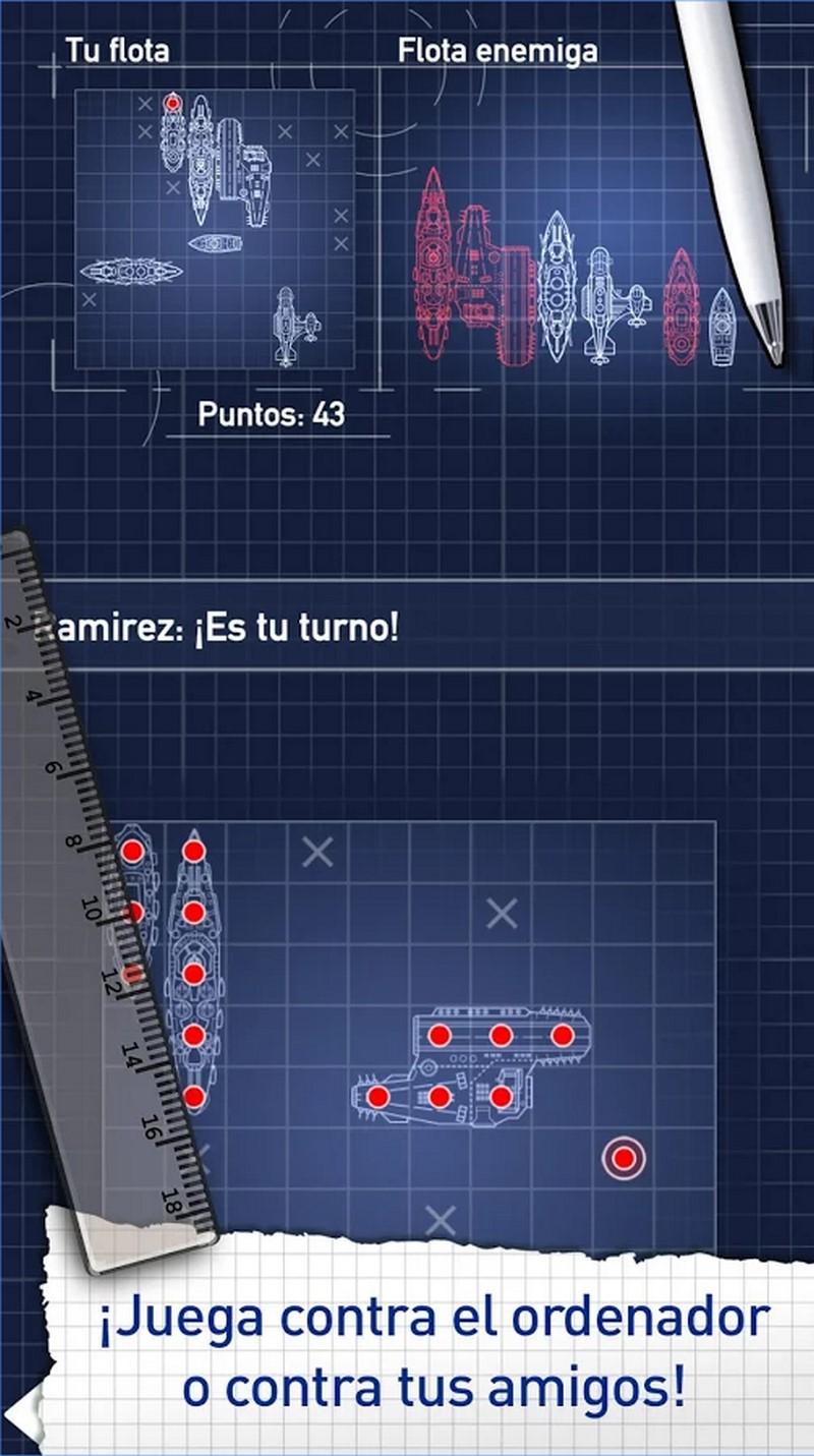Hundir la flota - Multijugador