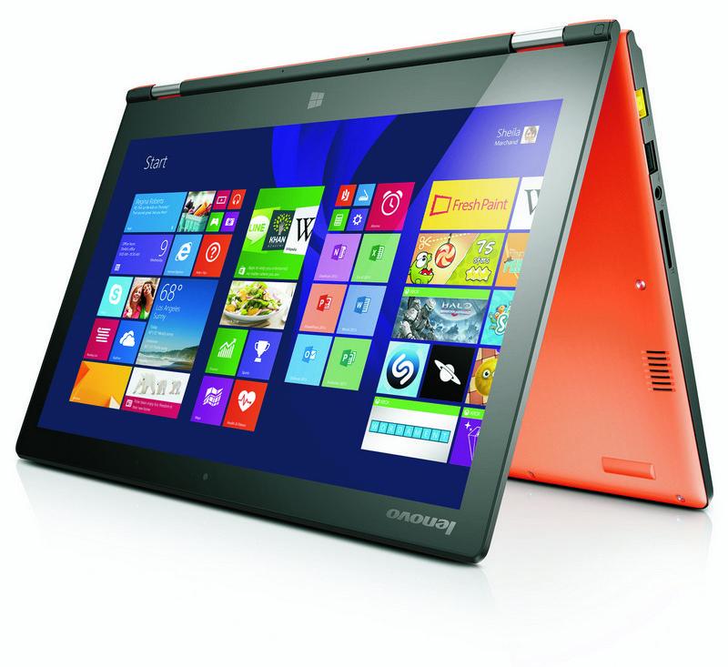 Lenovo Yoga 2 Pro, dos dispositivos en uno
