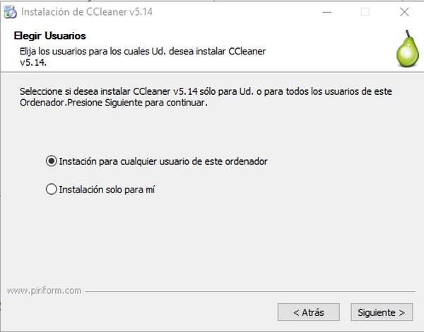 Cómo instalar CCleaner c