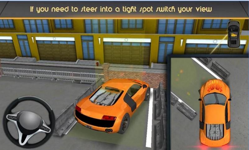 Descargar Car parking 3D City Drive