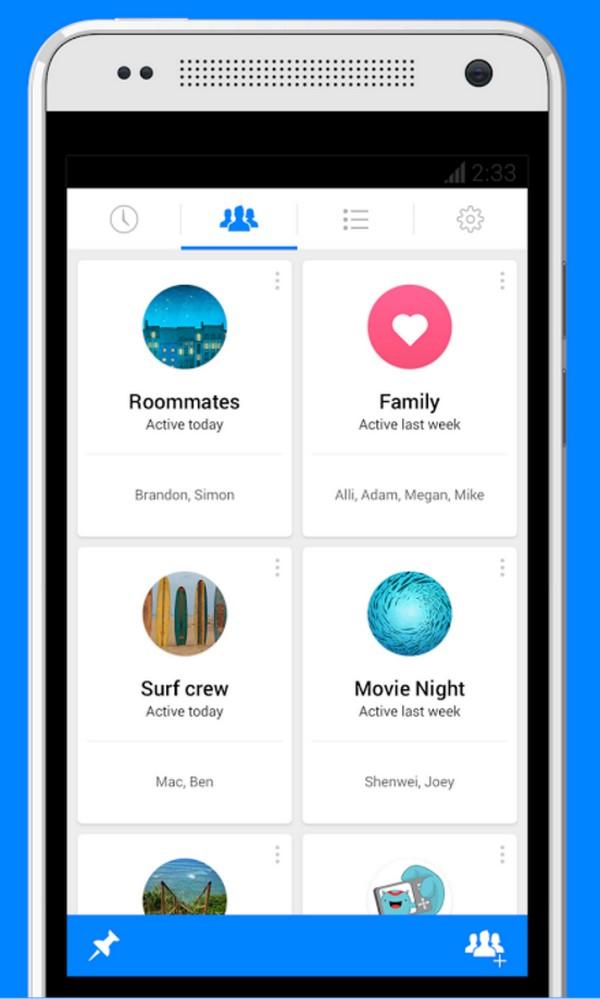 Descargar Messenger para Android c