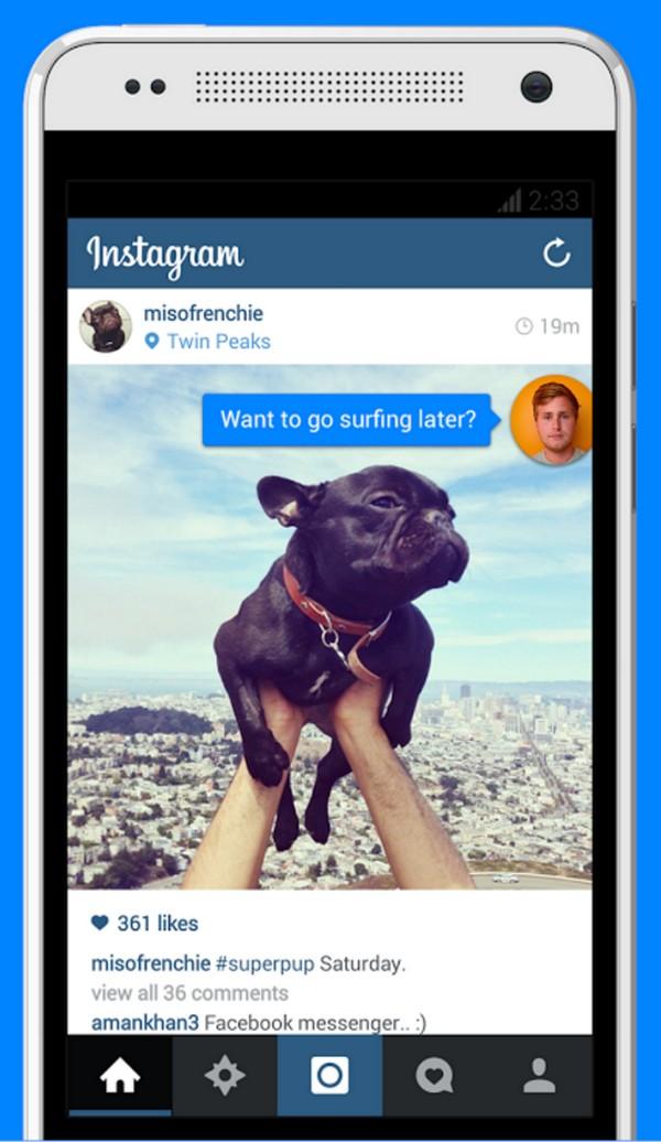 Descargar Messenger para Android