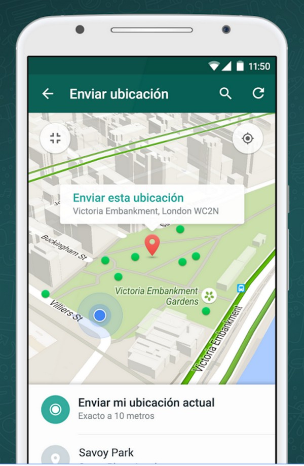 Descargar WhatsApp Messenger para Android c