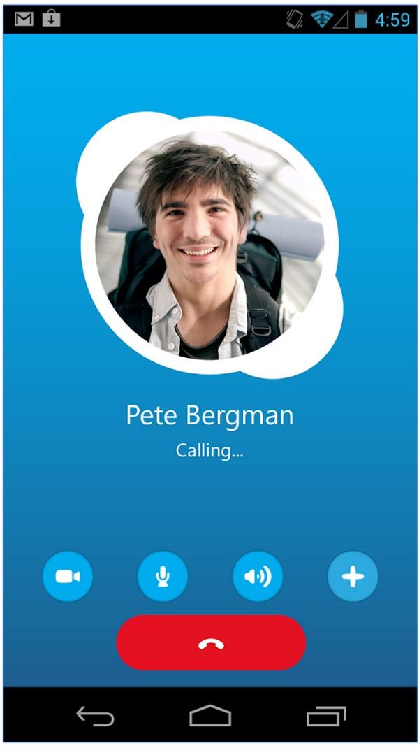 Descargar Skype para Android f