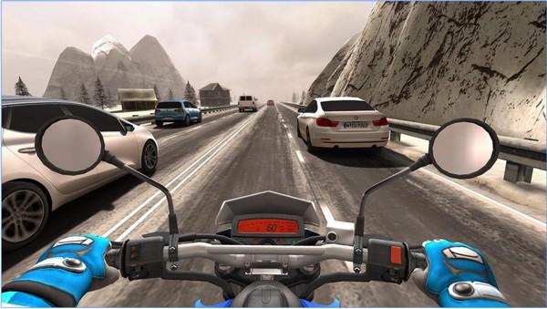 Descargar Traffic Rider para Android b