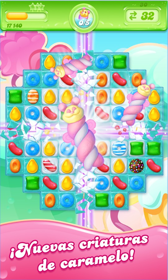 Descargar Candy Crush Jelly Saga para Android c