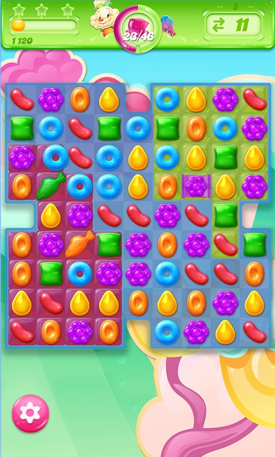 Descargar Candy Crush Jelly Saga para Android f