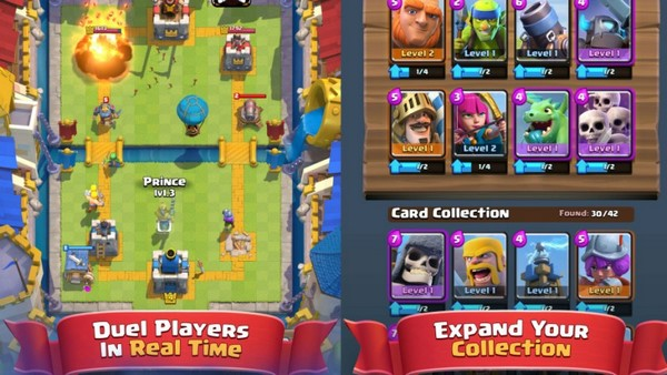 Descargar Clash Royale para Android b