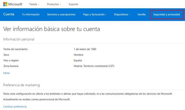 Qué es el código de un solo uso de Outlook.com y para qué sirve e