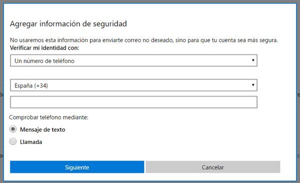 Qué es el código de un solo uso de Outlook.com y para qué sirve h