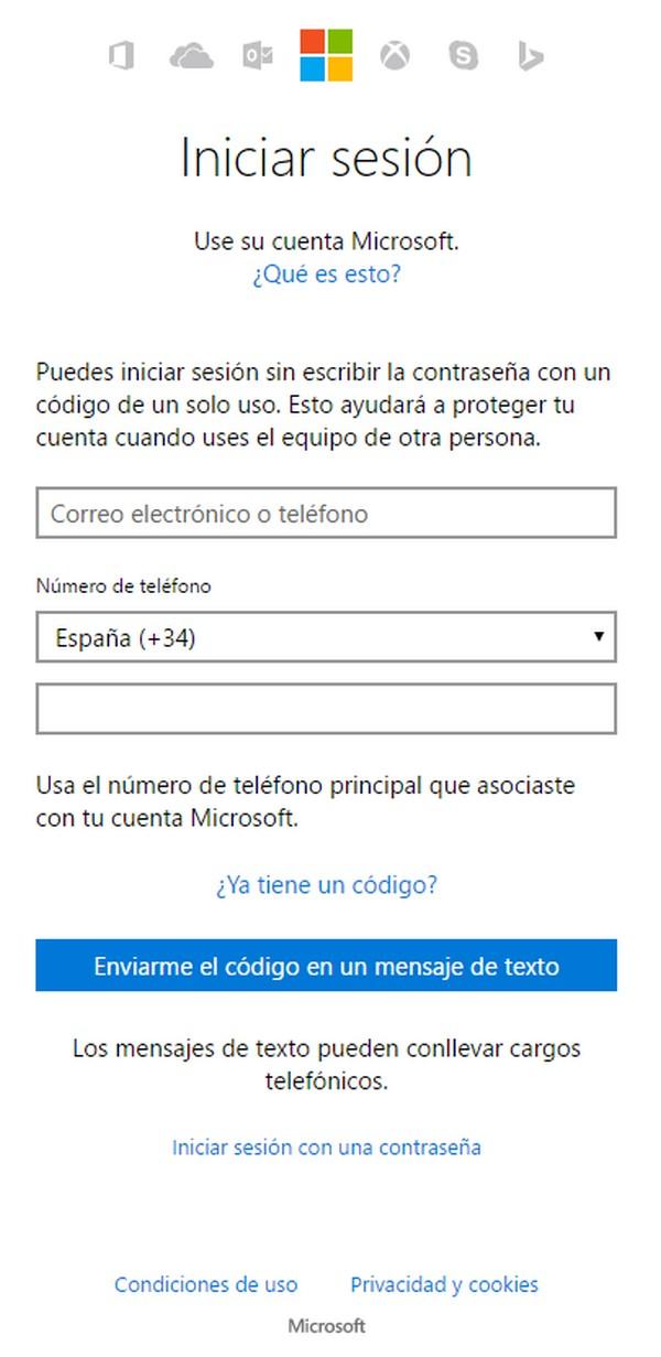 Qué es el código de un solo uso de Outlook.com y para qué sirve j